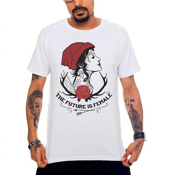 Camiseta Future is Female - Girl