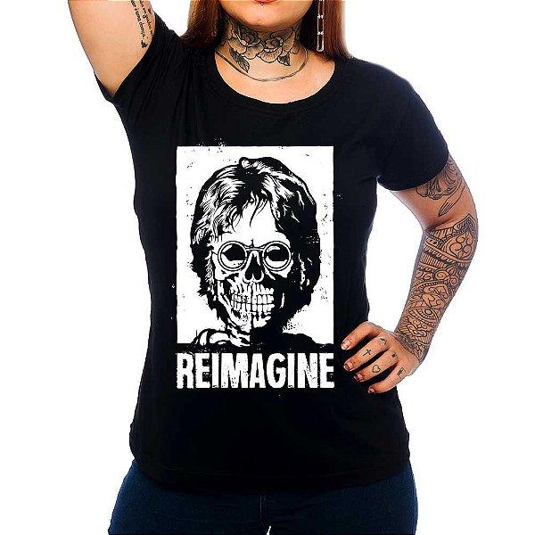 Camiseta Feminina ReImagine