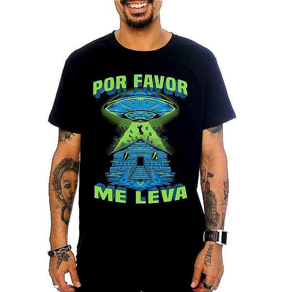 Camiseta Por Favor, Me Leva
