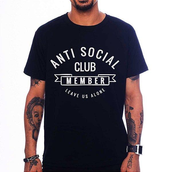 Camiseta Anti Social Club