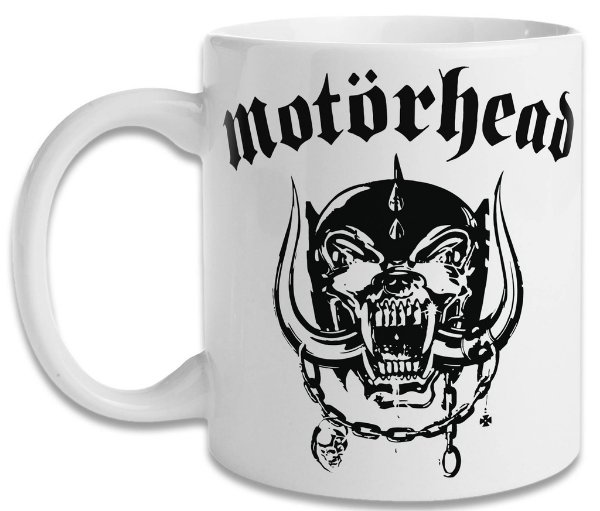 Caneca Motörhead