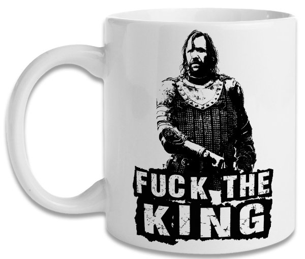 Caneca Game of Thrones - The Hound