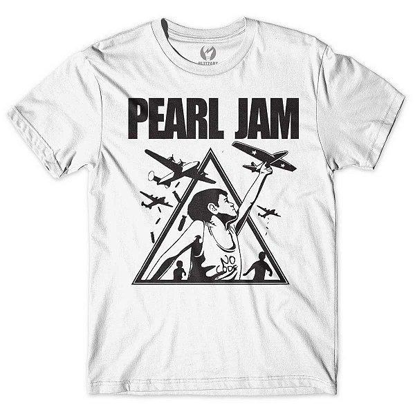 Camiseta Pearl Jam - No Code