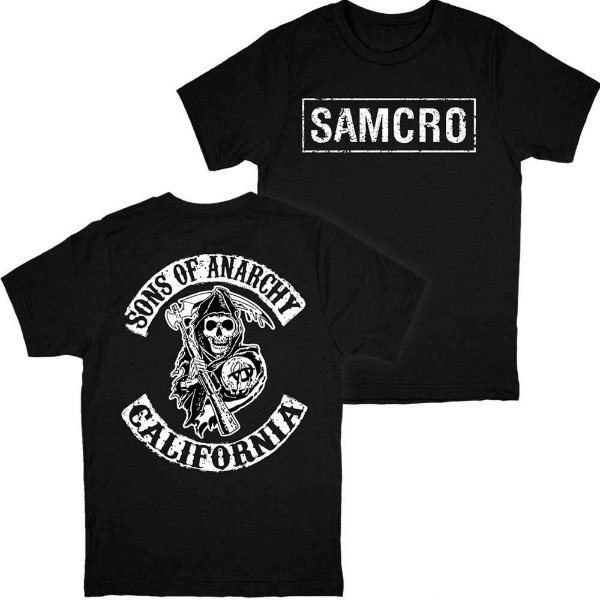 Camiseta Sons of Anarhy