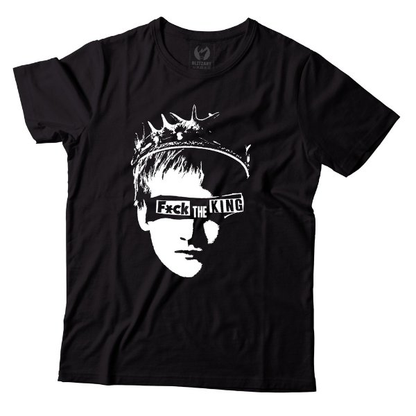 Camiseta Game of Thrones - Fck The King