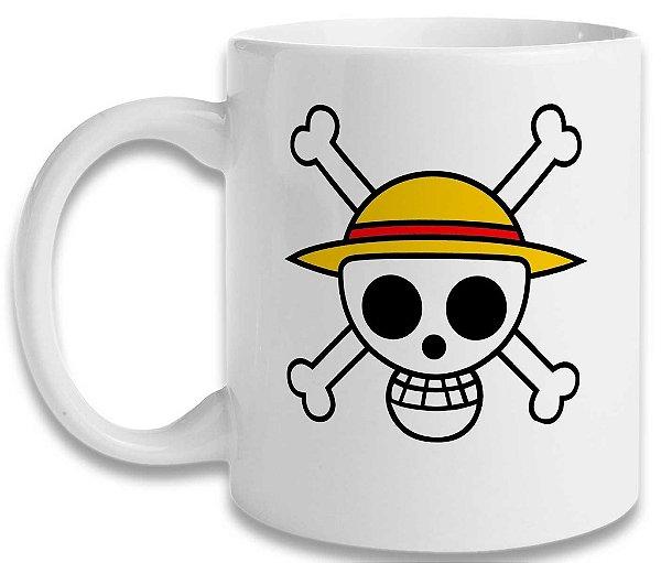 Caneca One Piece - Logo