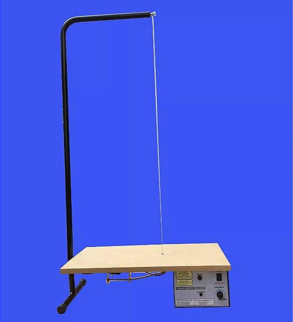 Cortador Isopor© , XPS, Depron, Espuma, Fio 80cm Mesa Mdf 50x30cm