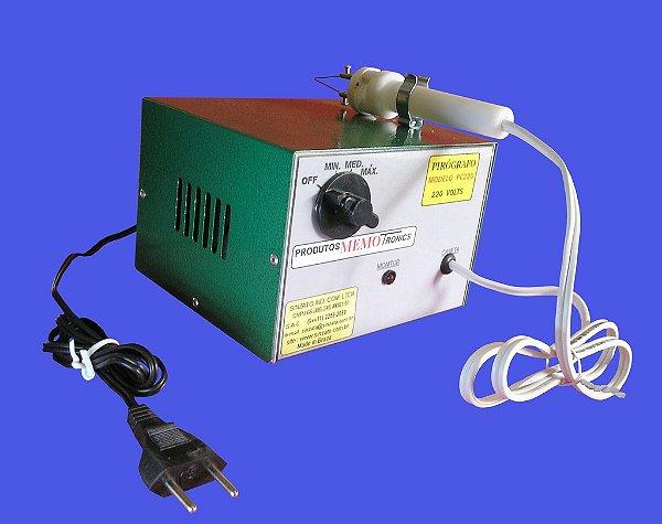 Pirógrafo Profissional Sinzato modelo PC-220.  03 temperaturas, 220 volts.