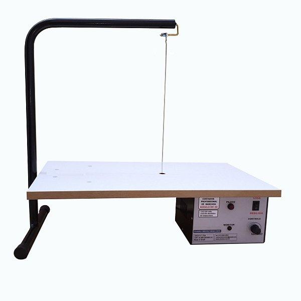 Cortador de EPS (ISOPOR©), XPS e Espumas - Profissional - Modelo MP-30 de bancada