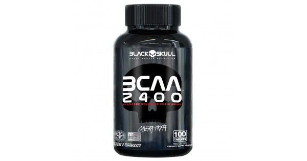BCAA 2400 - 100 TABLETES