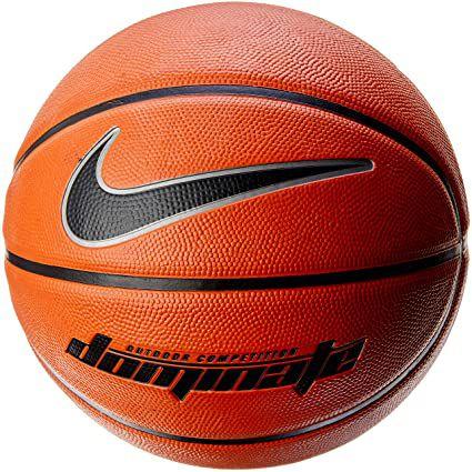 Bola Basquete Nike Dominate 8p TAM 7 DARK AMBER/BLACK