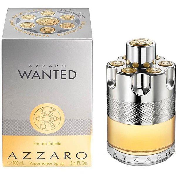 Azzaro Wanted Masculino 100ml