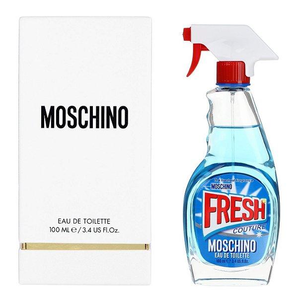 Moschino Fresh Couture Feminino Eau de Toilette