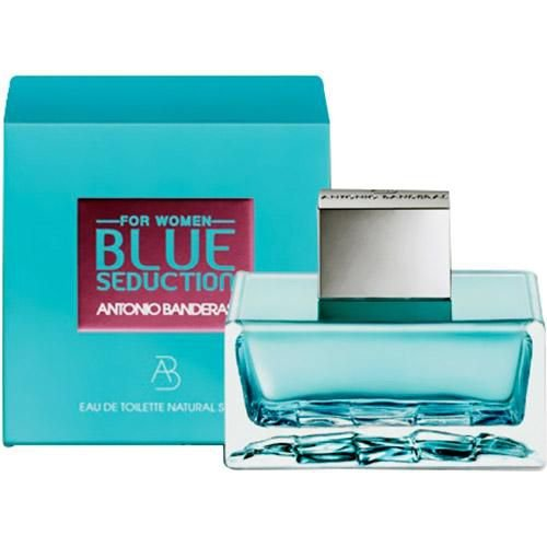 Blue Seduction Feminino 50ml Antonio Banderas