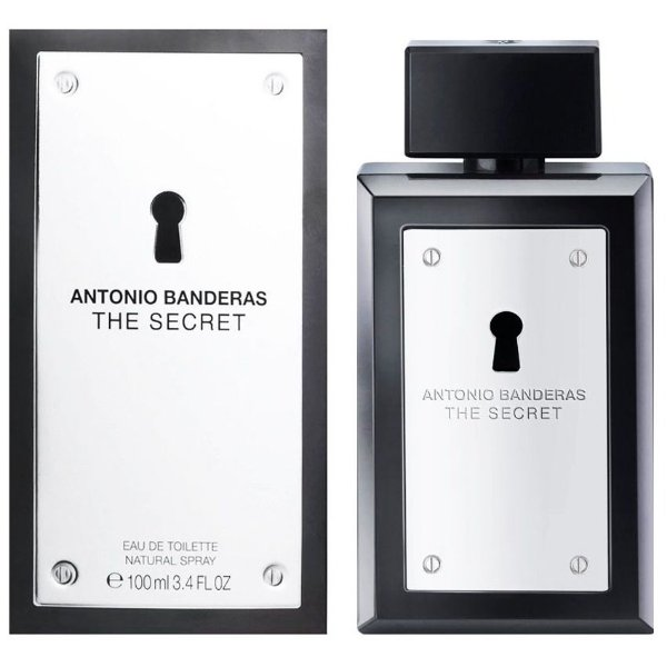 The Secret Masculino 50ml Antonio Banderas
