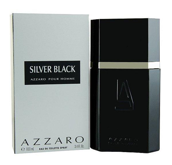 Azzaro Silver Black Masculino