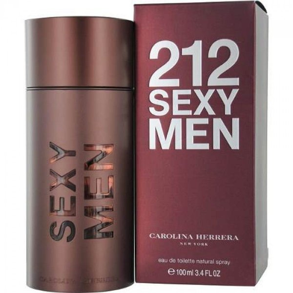 212 Sexy Masculino 100ml Carolina Herrera