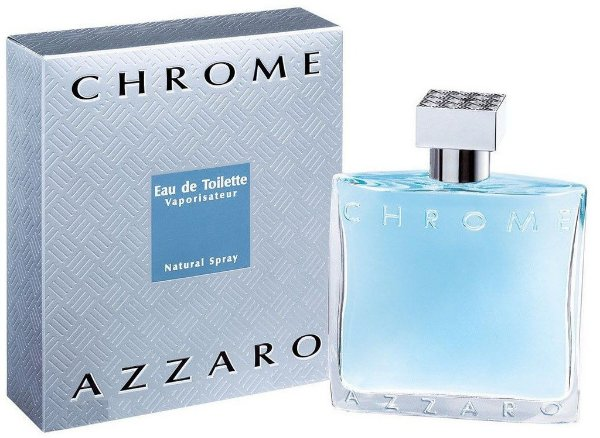 Azzaro Chrome Masculino 100ml