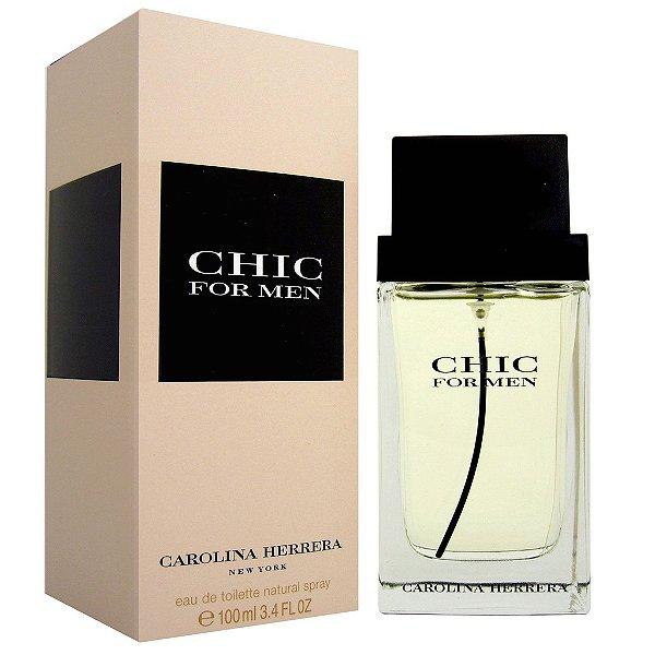 Perfume Chic Masculino Carolina Herrera