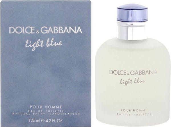 Dolce & Gabbana Light Blue Masculino 125ml