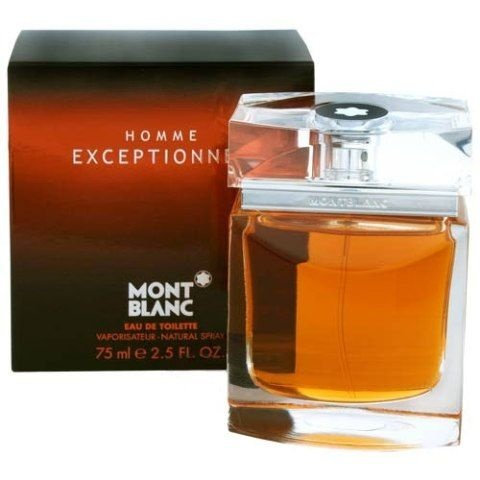 Montblanc Homme Exceptionnel Masculino 75ml