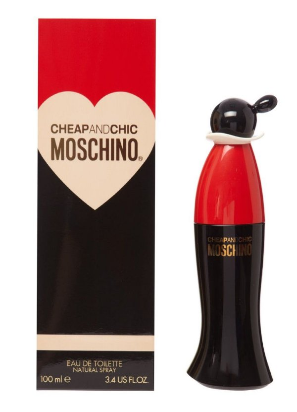 Moschino Cheap and Chic Feminino
