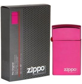 Perfume Zippo Pink Masculino EDT 30ml