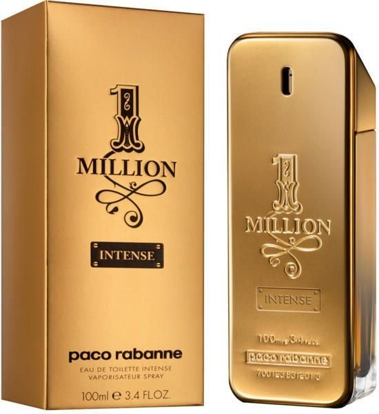 1 Million Intense Masculino 100ml Paco Rabanne