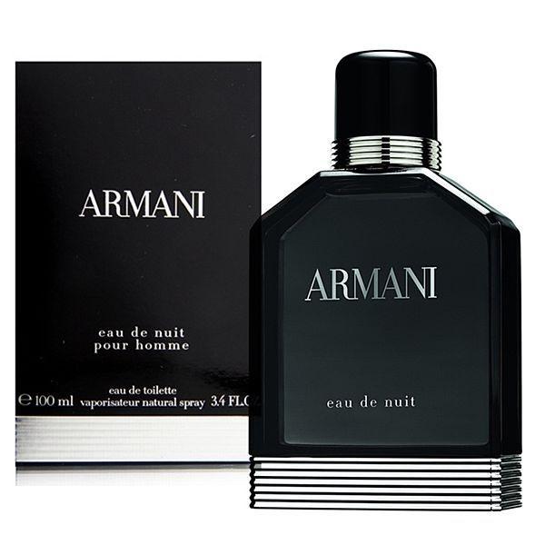 Giorgio Armani Eau de Nuit Masculino 100ml