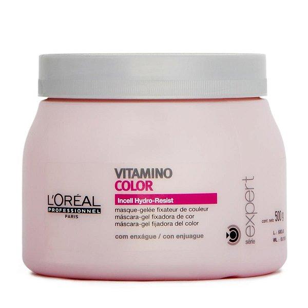 Máscara Loreal Vitamino Color 500g