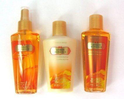 Kit Victoria's Secret Amber Romance