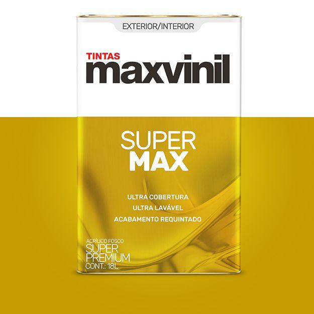 Tinta Super Max 18L