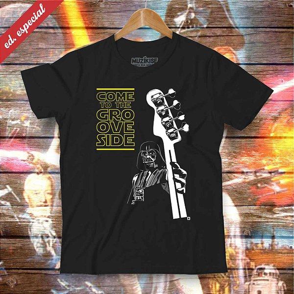 Camiseta Darth Groove