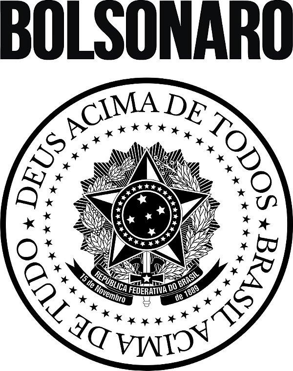 Adesivo Jair Bolsonaro