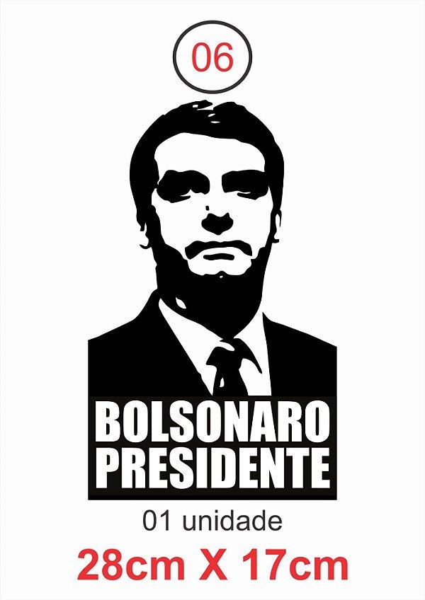 Adesivo Bolsonaro
