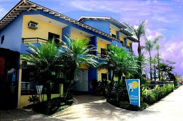 Excursão programada para Bertioga em Hotel 27 Praia - 2020