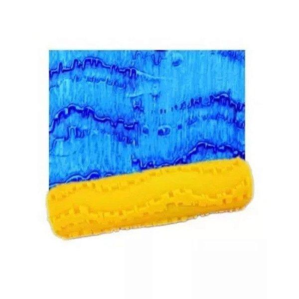 Rolo Para Textura Texturato Com Suporte 763 - Roloflex