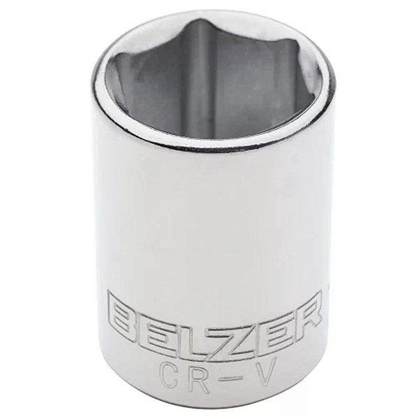 Soquete Sextavado de 20mm com Encaixe de 1/2 Pol. - Belzer