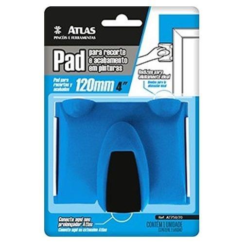 Pad/Ped para Recortes e Acabamento em Pinturas AT750/70 - Atlas
