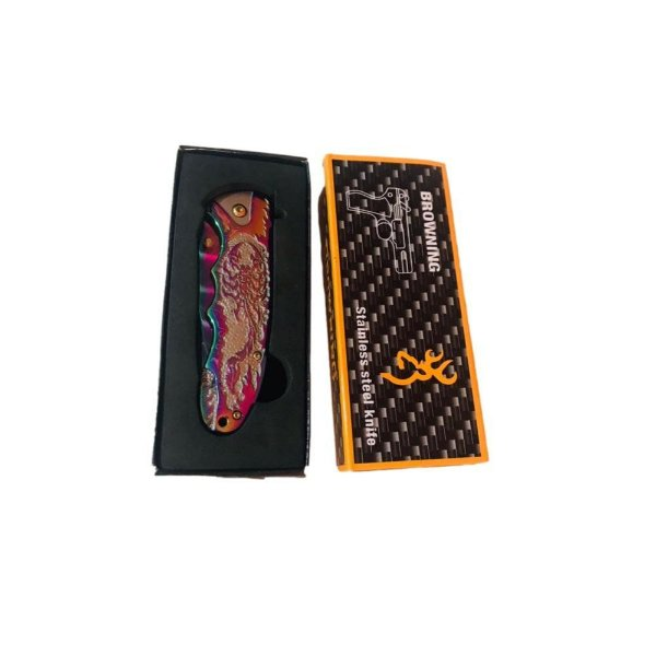 Canivete Brownig Colorido C021C (HZ 06 0962)