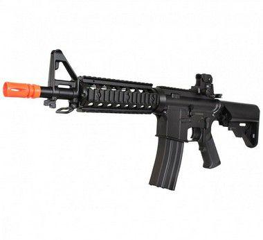 Fuzil Modelo M4A1 CM506 CQB RIS Black