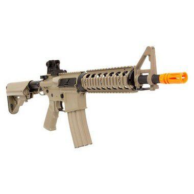 Fuzil Modelo M4 CM506 CQB RIS TAN