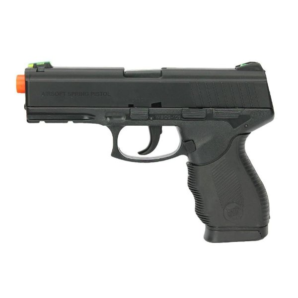 Pistola Airsoft Spring (24/7)- Wingun