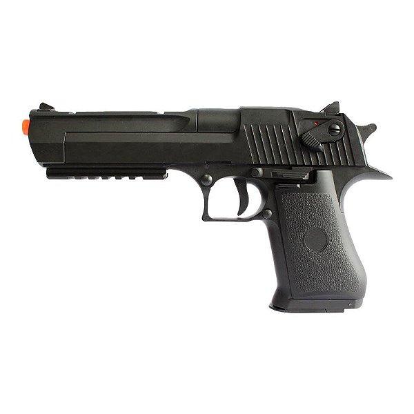 Pistola Airsoft Elétrica (CM121) Desert Eagle 6.00mm - Cyma