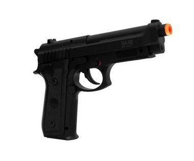 Pistola Modelo SA P92 CO2 (Full Metal)