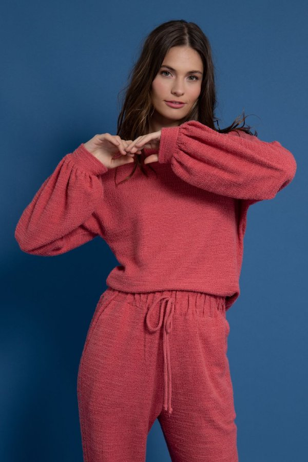 BLUSA PETER - CORAL | REF:1259