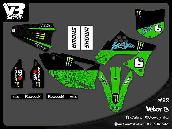 KIT GRÁFICO KX / KXF - 04