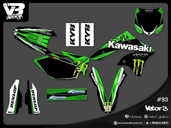 KIT GRÁFICO KX / KXF - 05
