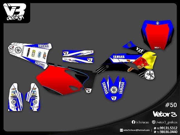 KIT GRÁFICO WR / YZ - 02