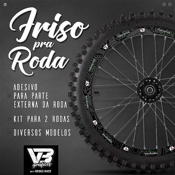 FRISO DE RODA